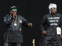 The OutKast star details the financial motives behind their reunion shows.