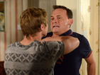 EastEnders was ahead in Thursday's soap ratings.