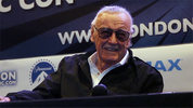 Stan Lee press conference at London Film And Comic Con 2014
