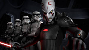 Star Wars Rebels reveals Jason Isaacs as the Imperial Inquisitor