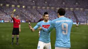 The latest FIFA 15 video looks at the relationships between players and the role of fans.
