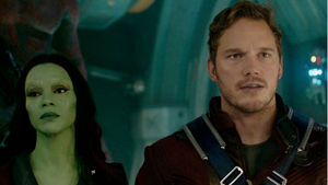 Guardians of the Galaxy: Chris Pratt is Peter Quill