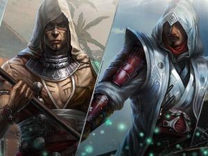 Assassin's Creed Memories concept art