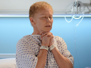 Carol goes in for her operation