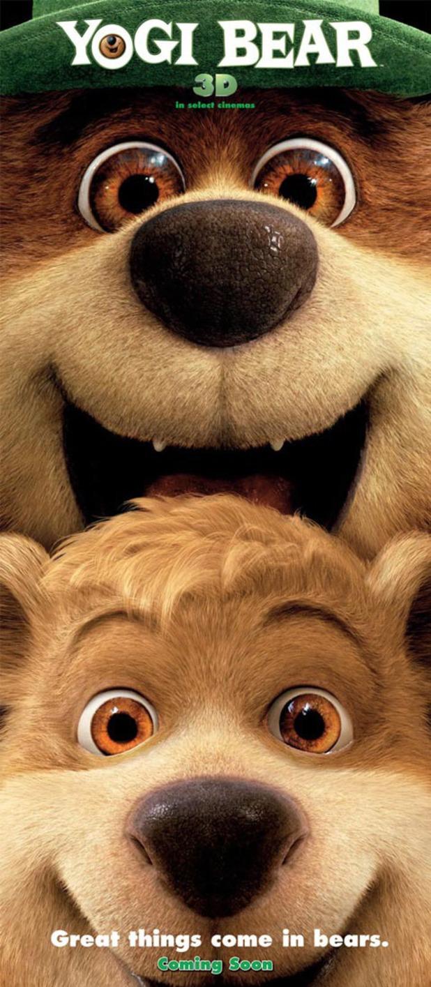 "Yogi Bear (2010) - ""Great things come in bears."""