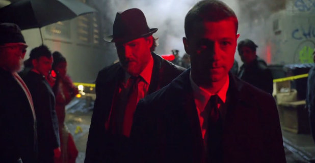 Gotham trailer still