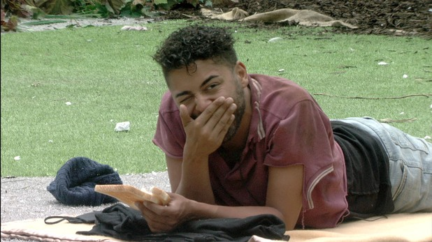 Mark Byron on Big Brother