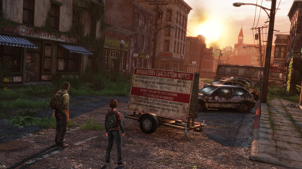 The Last of Us Remastered remakes the PS3 game on PlayStation 4
