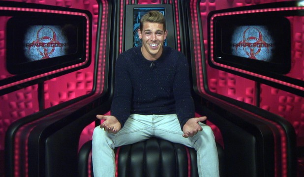 Winston Showan on Big Brother
