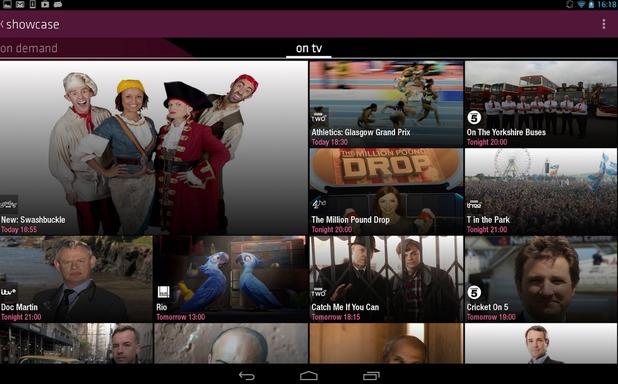 Freesat app