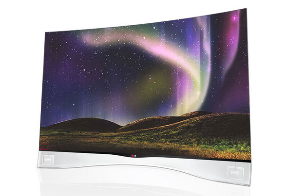 "LG 55EA9800 55"" Smart 3D Curved OLED TV"