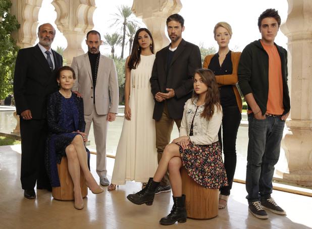 FX's Tyrant cast
