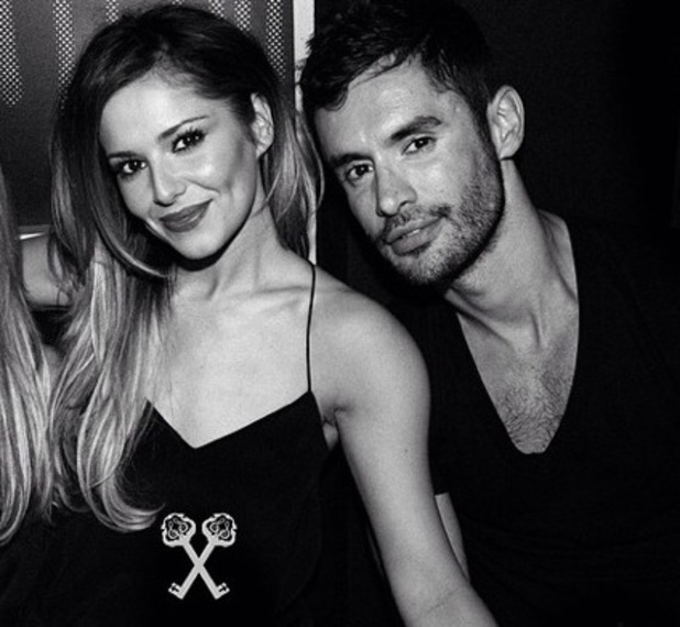 Cheryl Cole and husband Jean-Bernard Fernandez-Versini