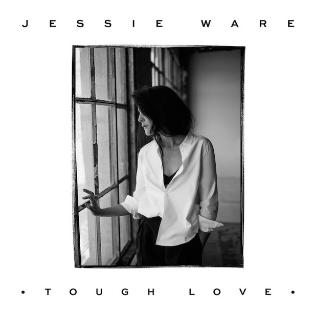 Artwork for Jessie Ware's second album Tough Love