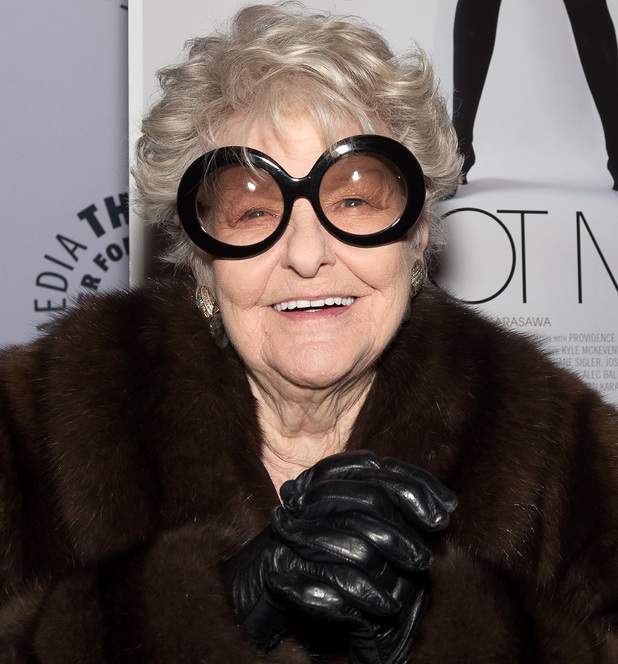 Elaine Stritch attends the 'Elaine Stritch: Shoot Me' screening