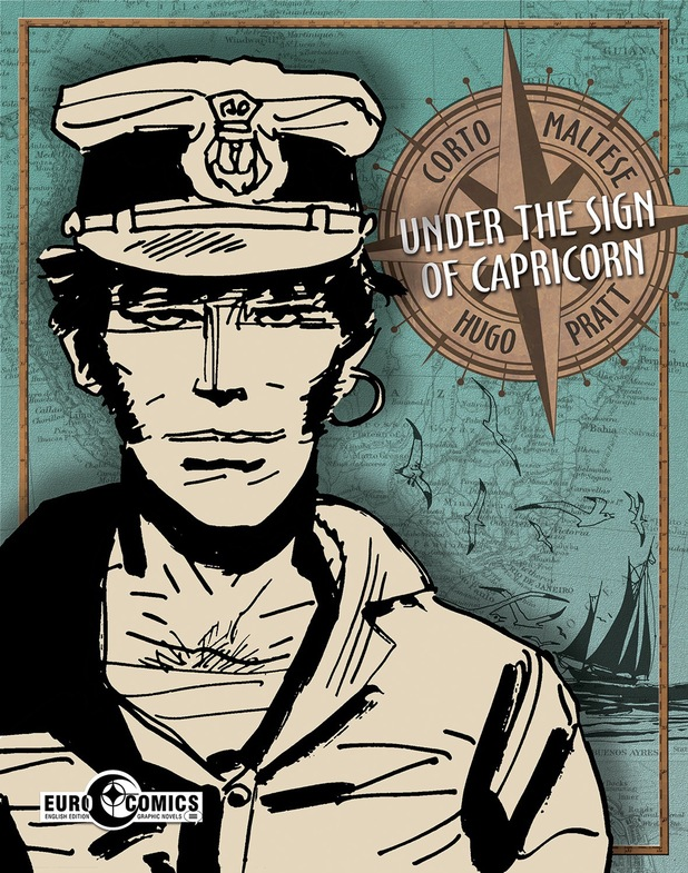 IDW/EuroComics' Corto Maltese translation