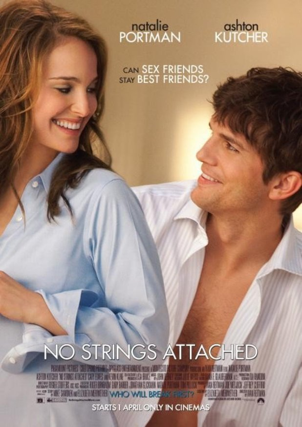 "No Strings Attached (2011) - ""Can sex friends stay best friends?"""