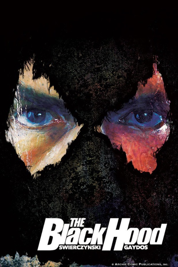 Dark Circle Comics - The Black Hood