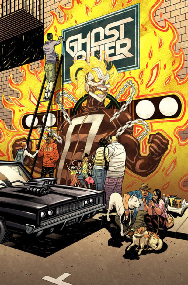 All-New Ghost Rider #6