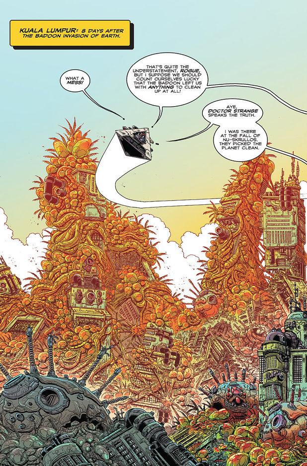 100th Anniversary: Avengers #1