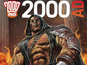 2000 AD Prog Report 1890: Aquila is back