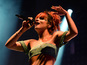 Lily Allen wins over Latitude crowd