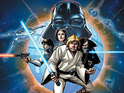 Marvel Comics reprints the original Star Wars comics series.