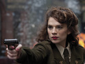 "Atwell says Agent Carter is ""three-dimensional"", unlike many action heroes."