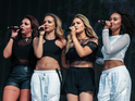 The girl group have been working on songs for their third studio album.