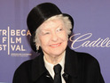 Elaine Stritch attends the 'Elaine Stritch: Shoot Me' world premiere during the 2013 Tribeca Film Festival