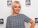 Jorgie Porter promises an exciting future for Theresa McQueen.