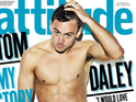 The athlete has topped Attitude's Hot 100 Sexiest Men poll for a second time.