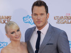 Chris Pratt: 'My wife Anna Faris prefers fat me - she's a feeder'