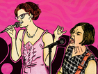 Julia Scheele announces Riot Grrrl anthology
