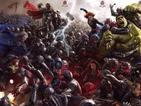 Avengers: Age of Ultron's full poster revealed