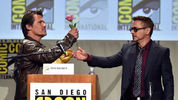 The cast of The Avenges bring sequel Age of Ultron to Comic-Con's Hall H.