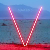 Maroon 5 'V' album artwork.