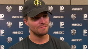 'Arrow' star Stephen Amell talks about the new season of 'Arrow'.