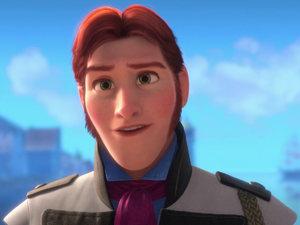 Frozen's Prince Hans