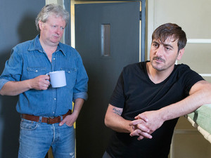 Peter is shocked to discover the Landlord is none other than Jim McDonald