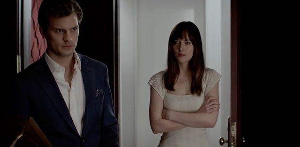 Fifty Shades of Grey trailer still