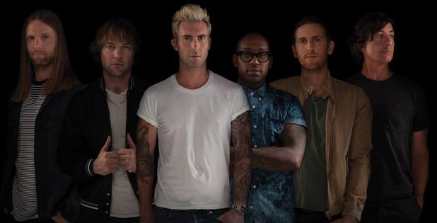 Maroon 5 unveil new album V artwork, tracklist - Music News.