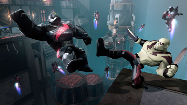 The Guardians of the Galaxy crew join Disney Infinity 2.0