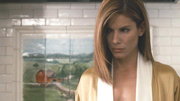 Sandra Bullock in Crash (2004)