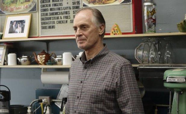 Keith Carradine as Lou Solverson in Fargo