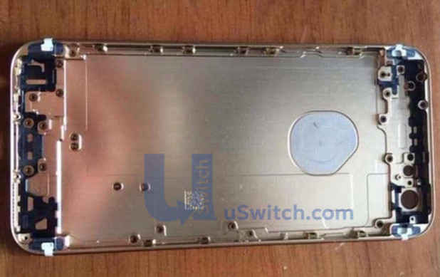 iPhone 6 back with light up feature