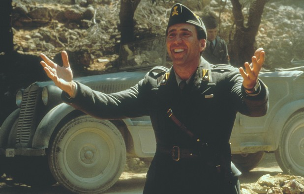 Nicolas Cage in Captain Corelli's Mandolin (2001)