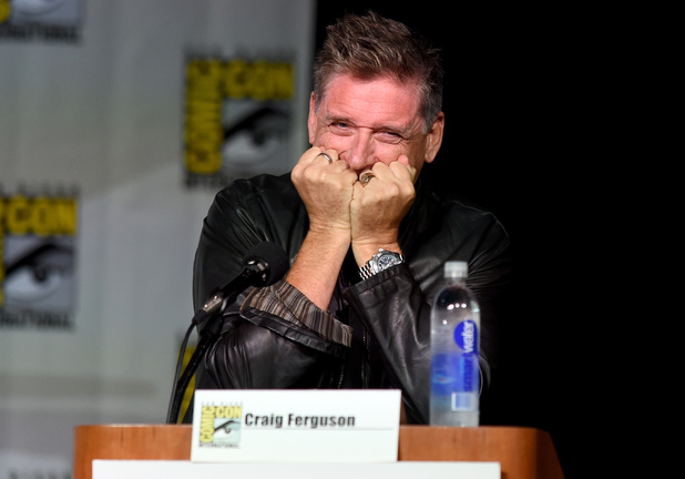 Craig Ferguson attends the CBS 'The Big Bang Theory' panel during Comic-Con International 2014 - Day 2
