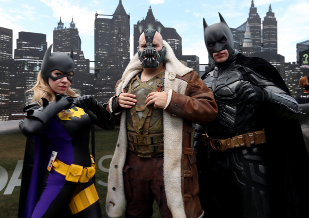 Cosplayers attend Comic-Con International 2014 - Day 2