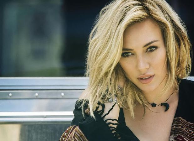 Hilary Duff press shot 2014.
